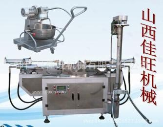 山西揉糖机、糖果设备、硬糖机械 糖果机械