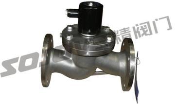ZCZP不銹鋼蒸汽電磁閥,中溫電磁閥