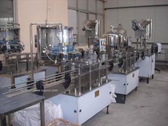 小瓶矿泉水灌装生产线设备|500ml矿泉水灌装线设备配置