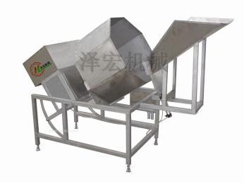 泽宏机械ZHBL-自动后出料八角拌料机