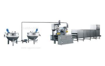 思恩国际SE-300型全自动果糕软糖生产线
