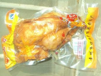 烧鸡烤火鸡真空包装机 产品图片