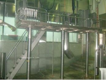 富禾隆 肉牛屠宰设备转挂站台