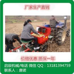 大型土豆馬鈴薯播種機 農用馬鈴薯種植機 多功能薯類播種機2CM-1