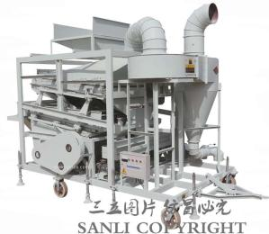 5XFZ-30/50型大型小麦玉米种子筛选机