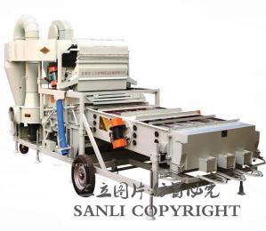 5XFZ-25G型玉米小麦种子复式精选机