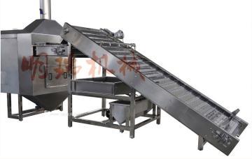 薯類加工設備——薯類產品清洗設備
