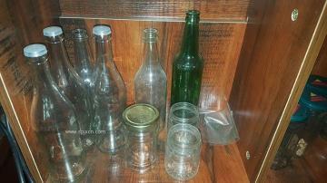 廈門回收碎玻璃出售新型酒瓶玻璃瓶