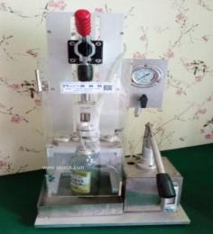 BPT-1 便携式玻璃瓶耐内压力试验机