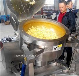 供應大型全自動圓形爆米花機價格