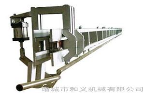 和义HY供应牛羊屠宰设备 步进式输送机 牵牛机 输送机