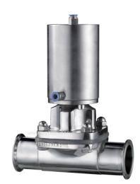 衛生級不銹鋼罐底隔膜閥