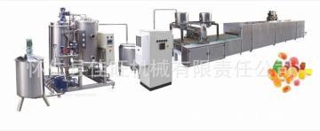 山西 卡拉胶软糖机械/软糖生产线/果胶软糖浇注设备/糖果浇注生产线 厂家
