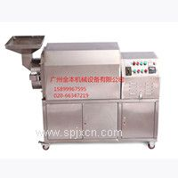 广州豪华型炒货机,不锈钢干果炒货机