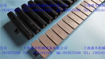 1873-K325-D带D型管塑料转弯链板厂家