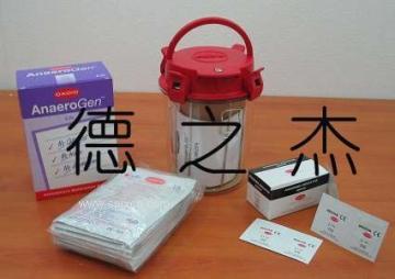 英國OXOID2.5升厭氧培養罐與厭氧產氣袋及厭氧指示劑