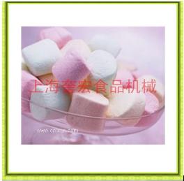 棉花糖浇注生产线/糖果浇注成型机/奎宏食品浇注设备/棉花糖机器