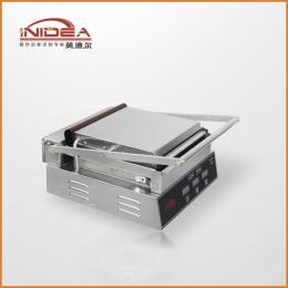 英迪尔专业生产设备厂家 商用电扒炉 双压板扒炉 多功能扒炉 西餐厅牛扒店厨房设备