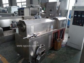 宠物狗粮膨化机饲料生产线不锈钢饲料设备