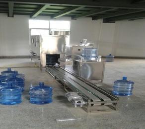 丽江桶装水生产线,制水设备,罐装设备供应