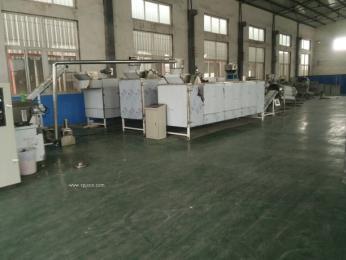 鼎潤水產飼料生產線魚飼料加工設備膨化飼料顆粒機