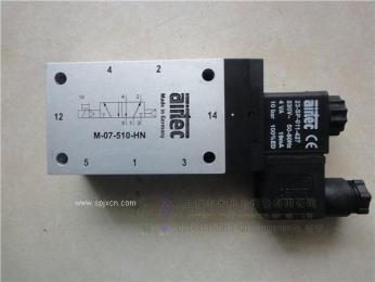 M-07-510-HN AIRTEC电磁阀