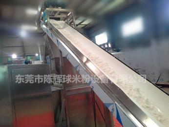 制作長沙米粉的自動化米粉生產線口感精準