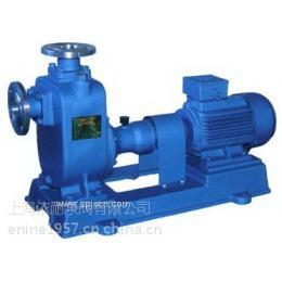 供应依耐ZX型单级双吸自吸式离心泵