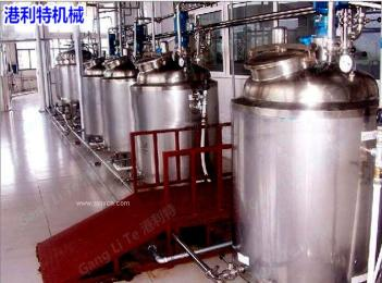 八寶粥生產設備 八寶粥生產線 自動化杯裝八寶粥生產設備