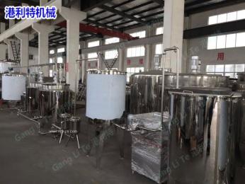 厂家直销果冻生产线,果冻加工设备