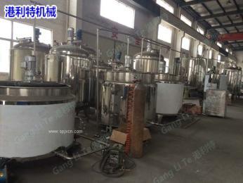 小型调制奶生产线,纯鲜牛乳生产线,巴氏奶生产线鲜奶吧生产设备