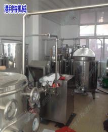 果奶生产线液态奶生产线 果蔬汁加工生产线