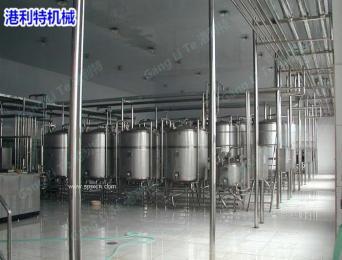 江蘇植物蛋白飲料設備生產線