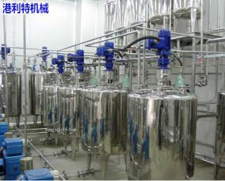 小型调制奶生产线,早餐牛乳生产线,巴氏奶生产线鲜奶吧生产设备