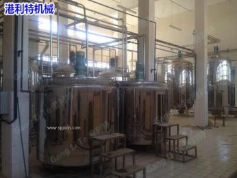 果茶奶茶生产线、豆奶蛋白质生产线、酸奶(乳酸类饮料),番茄酱生产线