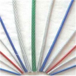 SUS316不锈钢包胶钢丝绳报价