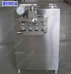 高压均质机 超高压乳化均质机 牛奶豆奶均质机