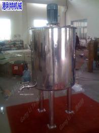 不銹鋼移動罐,投料罐,分配罐混合罐,