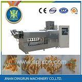 鼎润单螺杆膨化机油炸食品机械设备