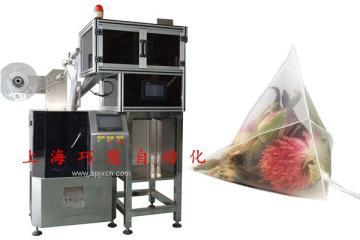 上海巧慈铁观音尼龙三角包装机