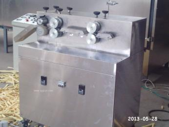 供应鱼饲料机 鱼饲料膨化机 鱼饲料膨化机械