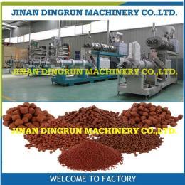 鼎潤機械小顆粒魚飼料生產設備魚飼料機械設備