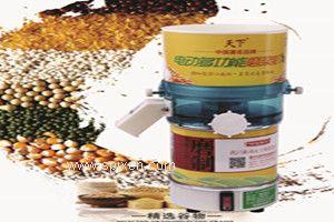 四川天下HC-100电动石磨现磨豆浆机 现货供应 厂家直销