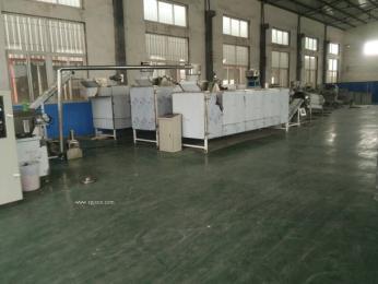 膨化鱼饲料生产工艺