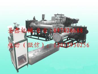 青海紙廠毛料顆粒機圖片