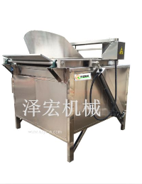 泽宏机械ZHRD-电加热半自动油炸机