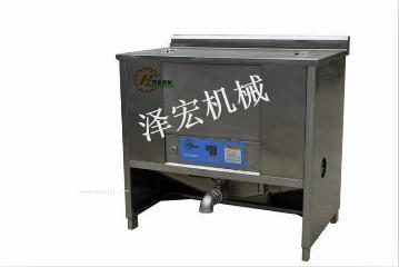 澤宏機械ZHDJ-電熱水油一體油炸機