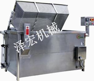 泽宏机械ZHDJ-翻转式燃气油炸机