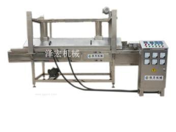 澤宏機械ZHLX-油條專用連續油炸機