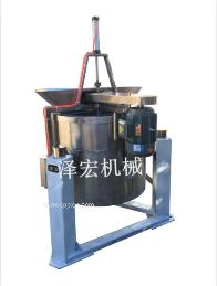 泽宏机械ZHTY-三立柱下卸料脱油机